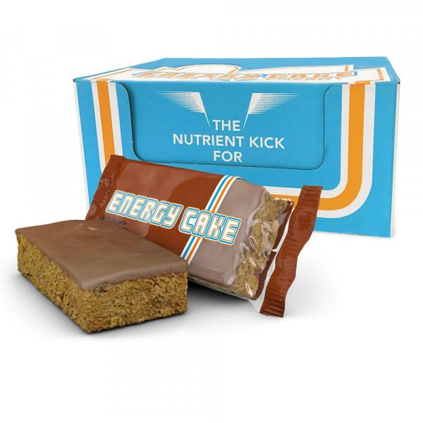24er Energy Cake Box (24x125g)