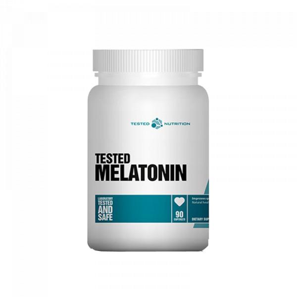 Melatonin (90 Caps), Tested Nutrition