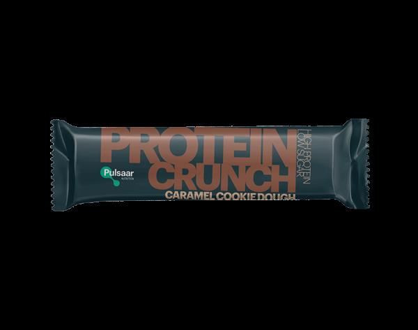 Protein Crunch (12x55g), Pulsaar Nutrition