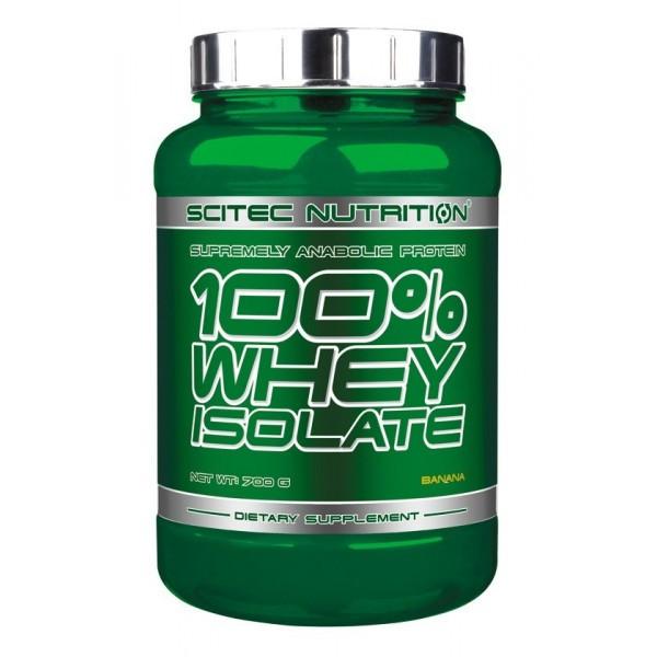 100% Whey Isolate - neue Geschmäcker (700g), Scitec Nutrition