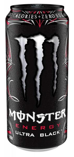Monster Energy Ultra Black (500ml)