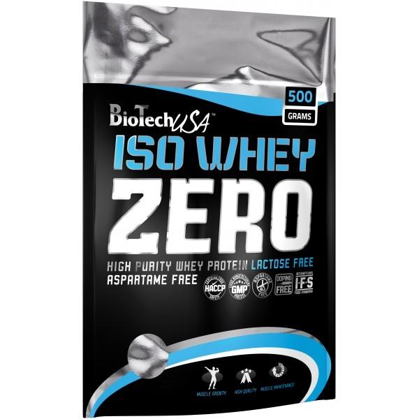 Iso Whey Zero (500g), BioTechUSA