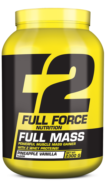 Full Mass (2300g), Full Force