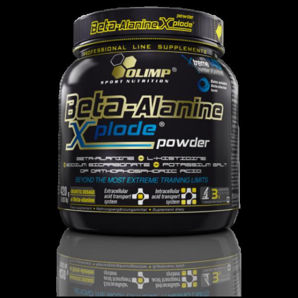 Beta-Alanine Xplode (420g), Olimp