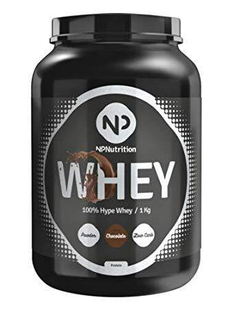 100% Hype Whey (1000g), NP Nutrition