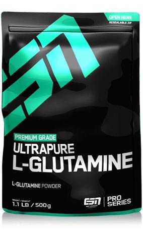 Ultrapure L-Glutamin (500g), ESN