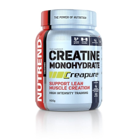 Creatine Monohydrat Creapure (500g), Nutrend