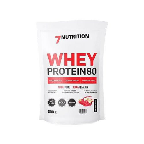 7 NUTRITION Whey Protein 80 - 500g