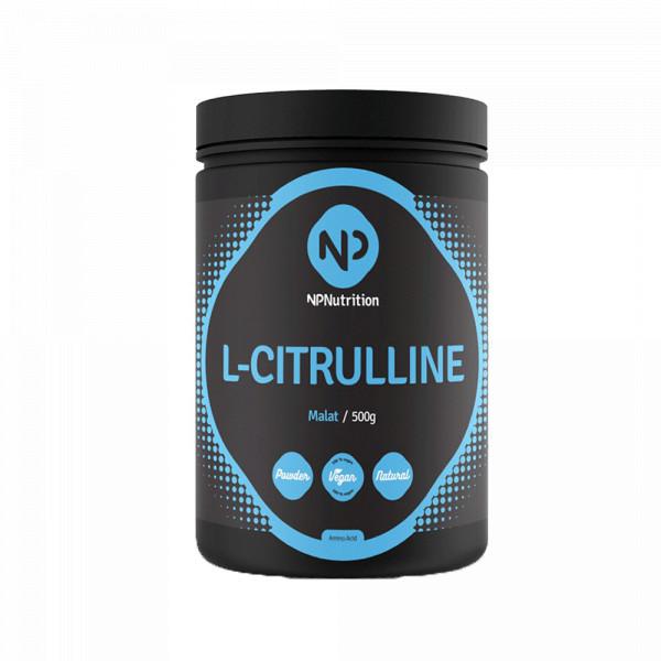 L-Citrulline (500g), NP Nutrition