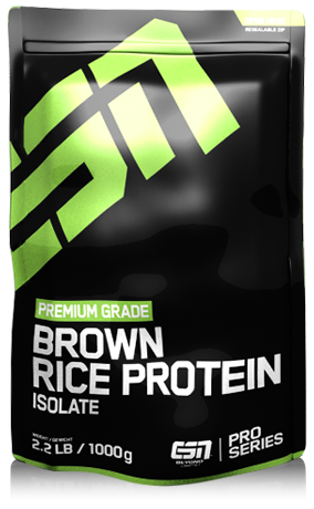 Brown Rice Protein Isolate (1000g), ESN