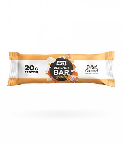 Designer Bar Crunchy (60g), ESN
