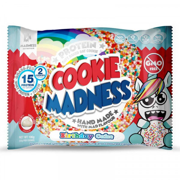 Cookie Madness (106g),