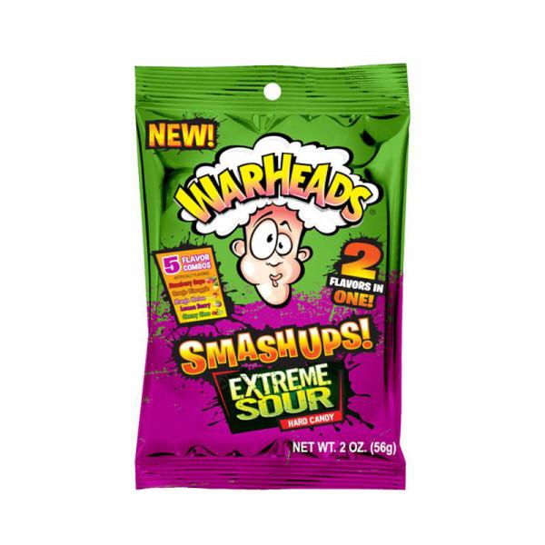 Warheads Smashups Extreme Sour (56g)