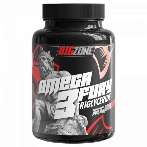 Omega 3 Triglyceride (120 Kapseln), BigZone