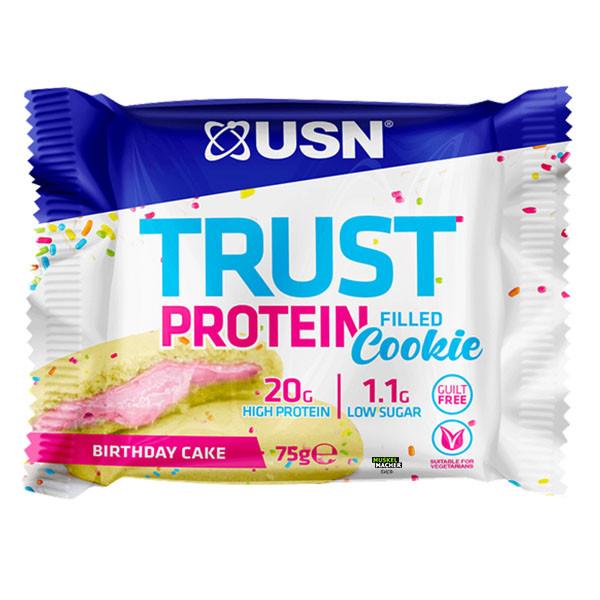 Trust Protein Cookie (75g), USN Nutrition