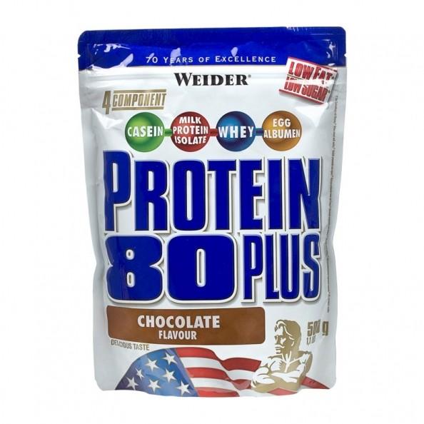 Protein 80 Plus (500g), Weider