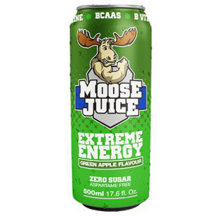 Muscle Moose Juice Extreme Energy (12x500ml)