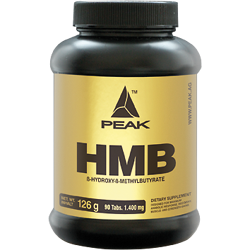 HMB Tabletten (90 Tabs), Peak