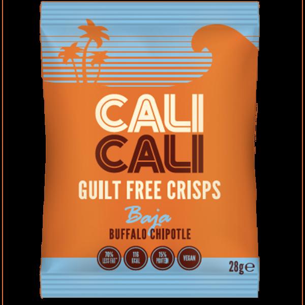 Guilt Free Crisps (28g), Cali Cali Foods
