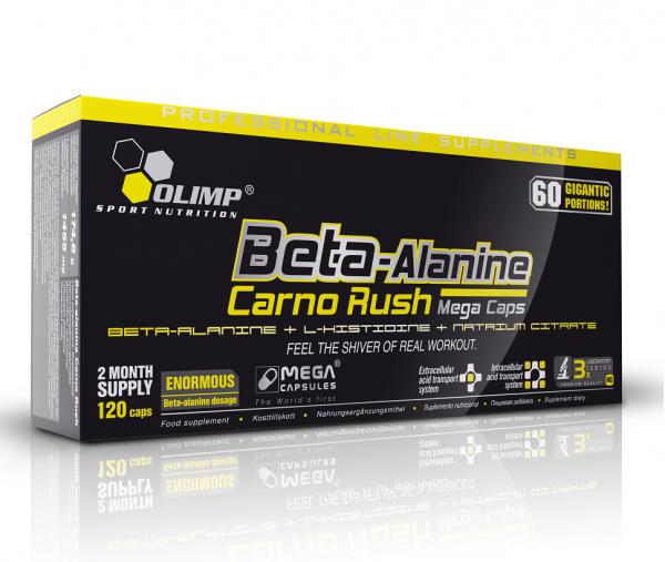 Beta Alanine Carno Rush (80 Tabs), Olimp