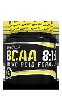 BCAA 8:1:1 (300g), BioTechUSA