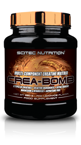 Crea-Bomb (660g), Scitec Nutrition