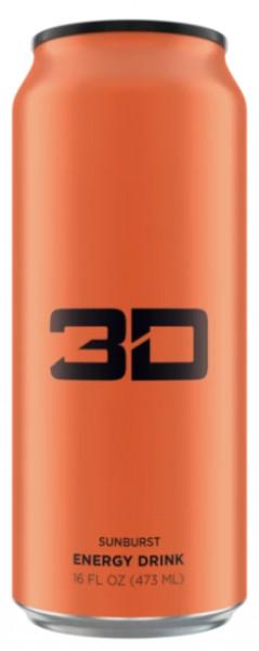 3D Energie Drink (473ml)