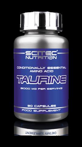 Taurine (90 Caps), Scitec Nutrition