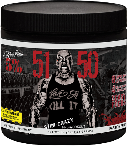 5150 Rich Piana 5% (300g), 5% Nutrition