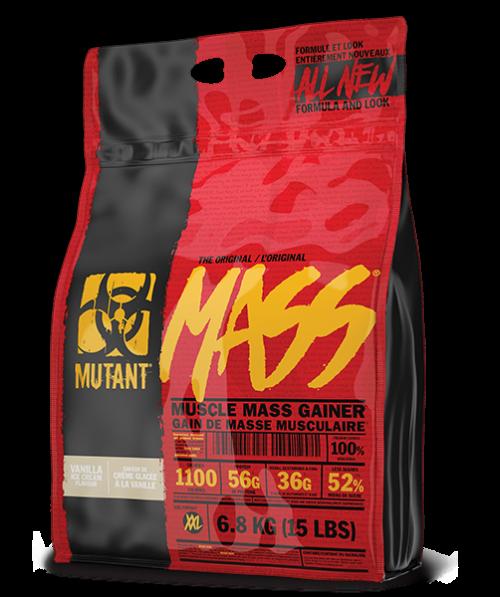 Mutant Mass (2200g), Mutant Nutrition