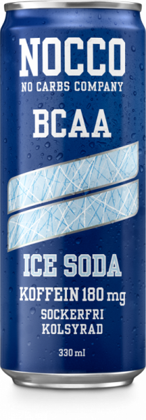 Nocco (330ml) - Ice Soda