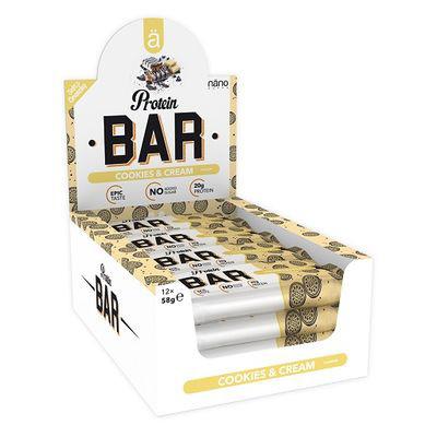 Ä Protein Bar Box (12x58g), Nano Supps