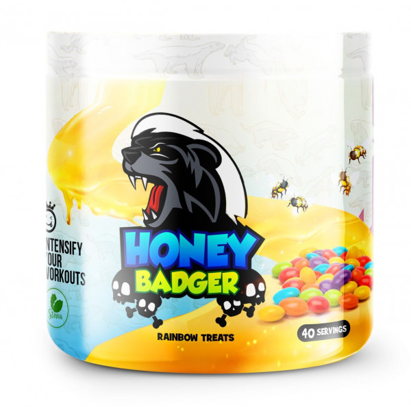 Honey Badger Pre-Workout (300g)