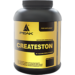 Createston (1648g), Peak
