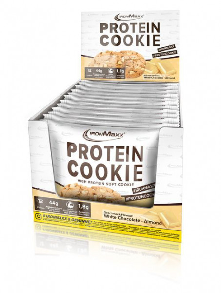 Protein Cookie 50 (12x75g), Ironmaxx