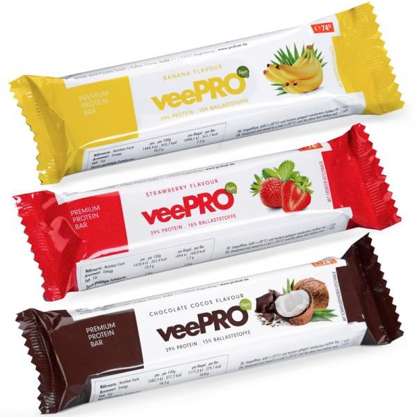 veePRO Protein Riegel (74g), ProFuel