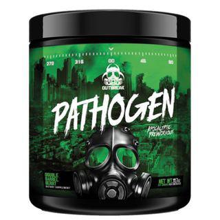 Outbreak Nutrition - Pathogen 340g