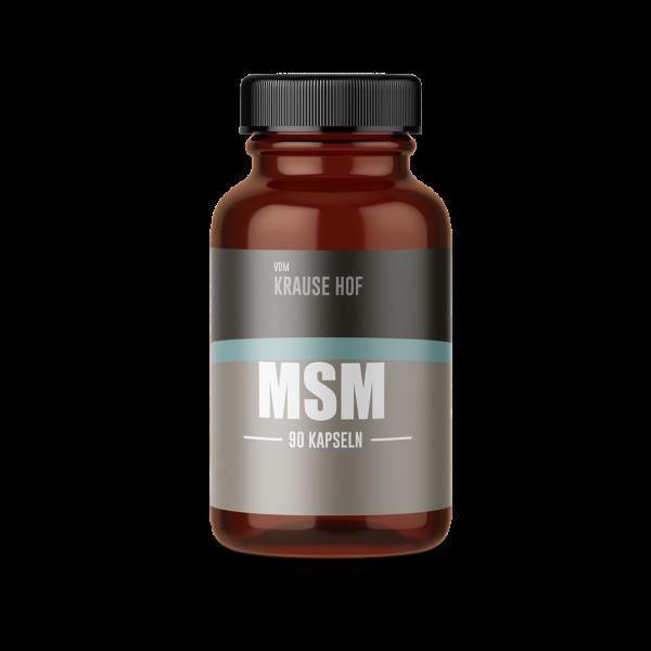 MSM (90 Kapseln), Krause Hof