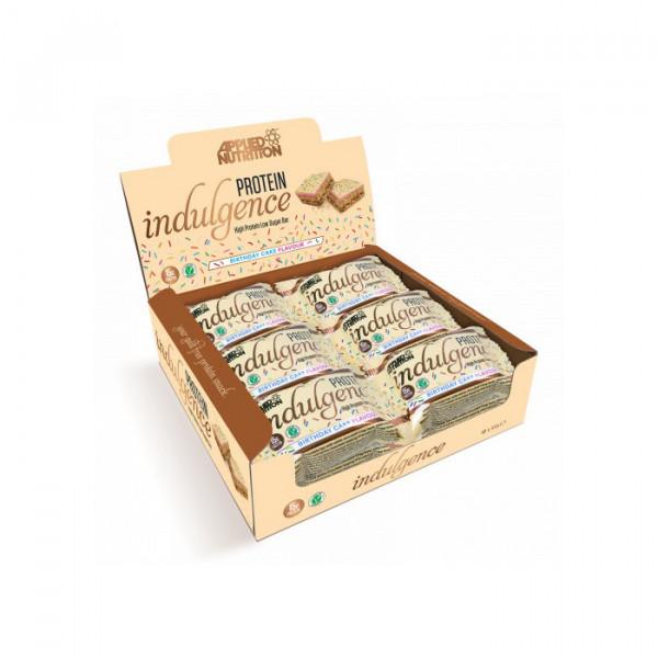 Indulgence Bar (12x50g), Applied Nutrition