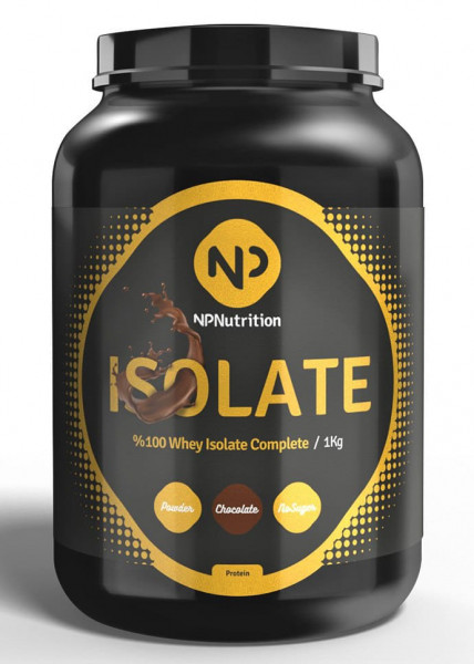 Isolate Complete (1000g), NP Nutrition