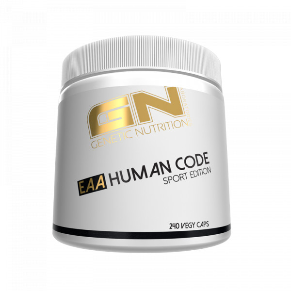 EAA Human Code (240 Caps), GN Laboratories