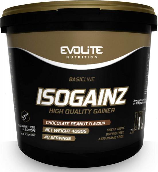 Isogainz (4000g), Evolite