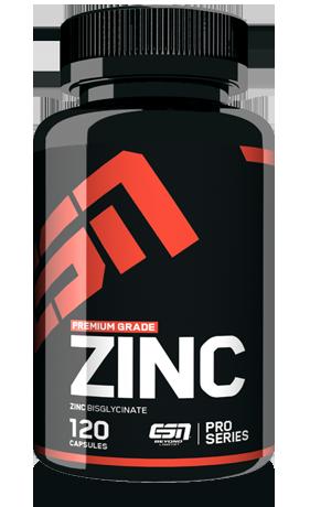 Zinc (120 Caps), ESN
