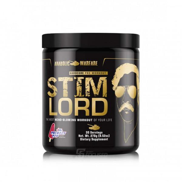 Stim-Lord (270g), Anabolic Warfare