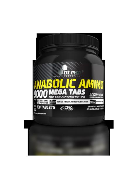 Anabolic Amino 9000 (300 Tabs), Olimp