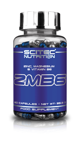 ZMB6 (60 Caps), Scitec Nutrition