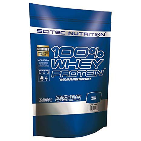 100% Whey Protein (1000g), Scitec Nutrition