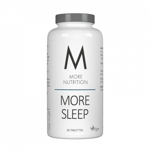 More Sleep V3 (60 Caps), More Nutrition