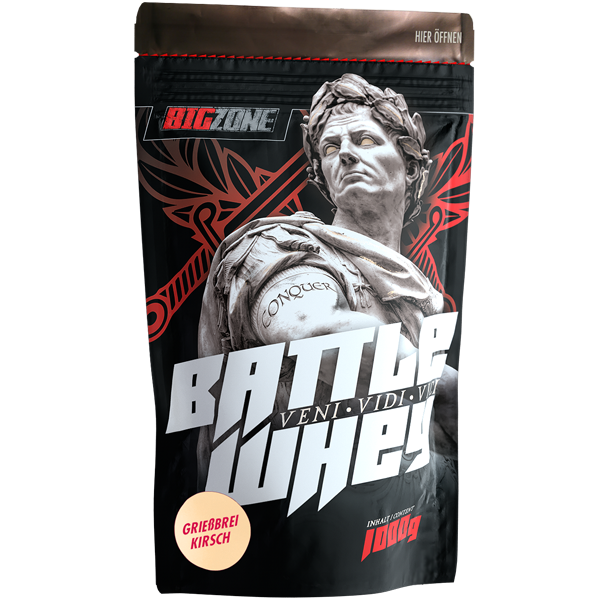 Battle Whey (1000g), Big Zone