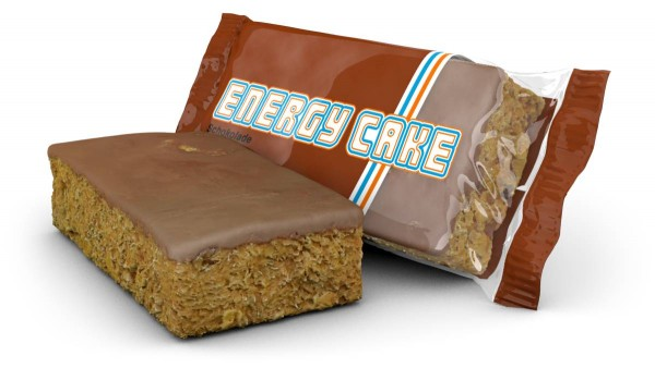 Energy Cake 500, 125g Riegel